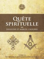 Quête Spirituelle TOME II