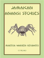 JAMAICAN ANANSI STORIES - 167 Anansi Children's Stories from the Caribbean