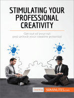 Stimulating Your Professional Creativity