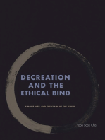 Decreation and the Ethical Bind