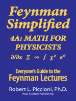 Feynman Lectures Simplified 4A