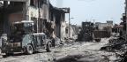 U.S. Service Member Dies In Blast Outside Mosul