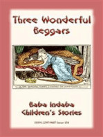 THE STORY OF THREE WONDERFUL BEGGARS - A Serbian Children's Story