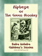 ALPHEGE or the Little Green Monkey - A French Children's Story