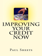 Improve Your Credit Now