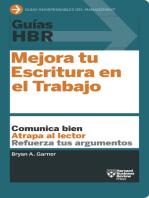 Guías HBR: Mejora tu escritura en el trabajo