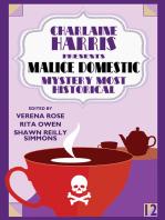 Charlaine Harris Presents Malice Domestic 12