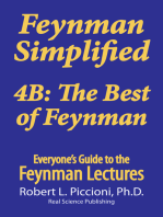 Feynman Lectures Simplified 4B
