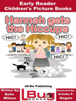 Hannah gets the Hiccups