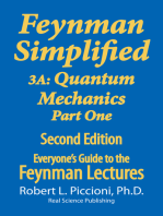 Feynman Lectures Simplified 3A: Quantum Mechanics Part One