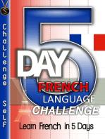 5-Day French Language Challenge