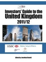 Investors' Guide to the United Kingdom 2011/12