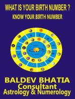What Is Your Birth Number?