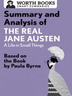 Summary and Analysis of The Real Jane Austen