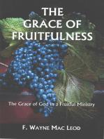 The Grace of Fruitfulness