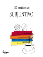 100 ejercicios de subjuntivo