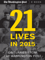 21 Lives in 2015