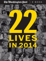 22 Lives in 2014