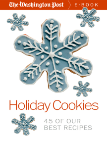 Holiday Cookies: 45 of our Best Recipes