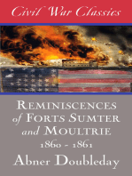 Reminiscences of Forts Sumter and Moultrie