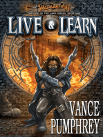 Live & Learn (Defense of the Land, Book 1)