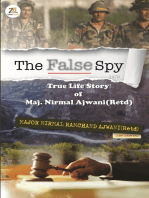 The False Spy