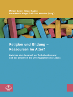 Religion und Bildung – Ressourcen im Alter?