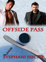 Offside Pass (Blue Line Hockey #1)
