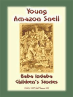 YOUNG AMAZON SNELL - A True Tale of a Woman who disguised herself as Man