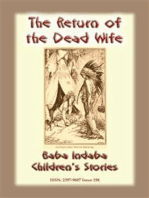 THE RETURN OF THE DEAD WIFE - An American Indian Folk Tale