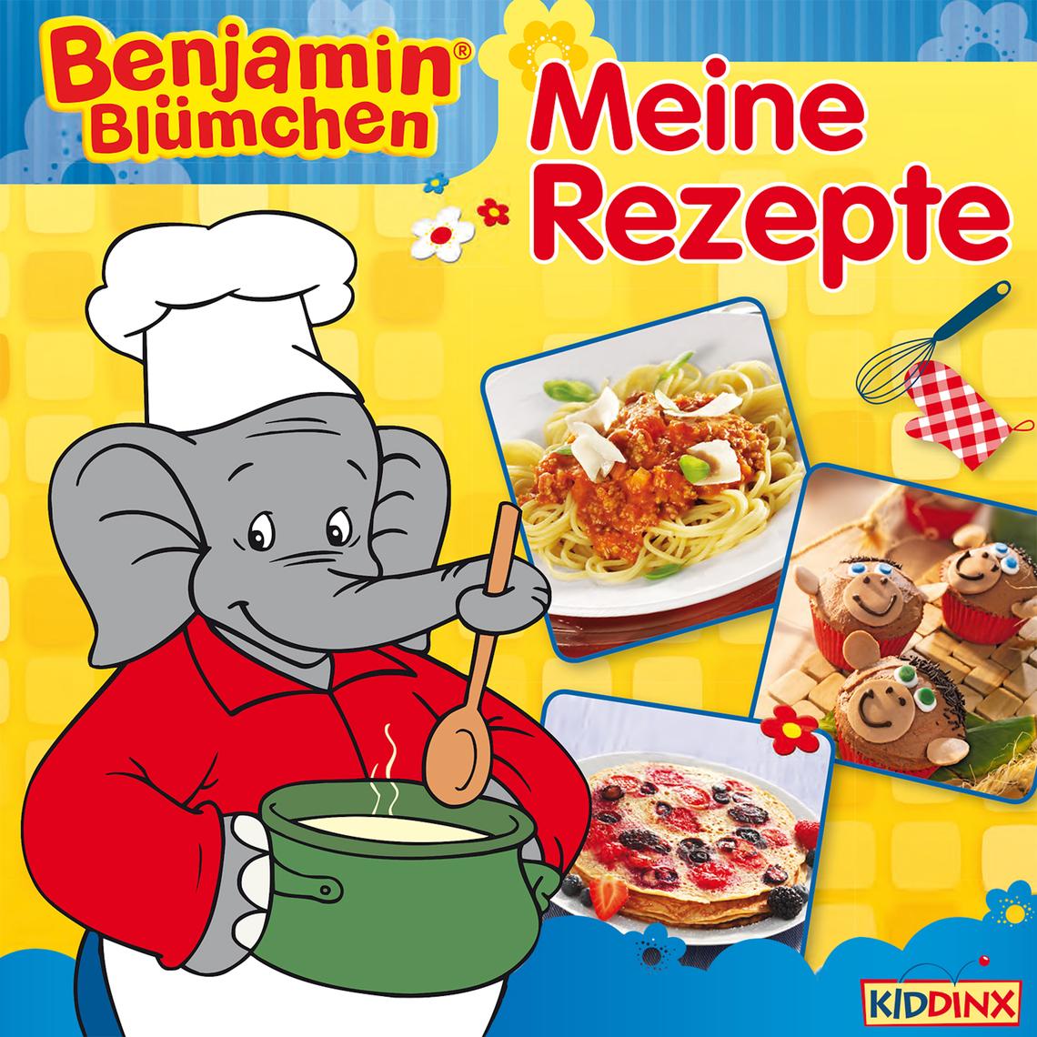 read benjamin blümchen  meine rezepte onlinekiddinx
