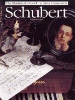 Schubert: The Illustrated Lives of the Great Composers