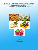 Herbal Antioxidant Agents and its Pharmacological and Medicinal Properties