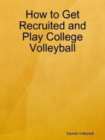 How to Get Recruited and Play College Volleyball