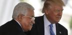 Trump Just Got Palestinians' Hopes Up