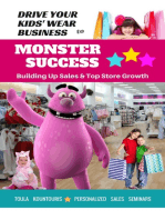 Drive Your Kids-Wear Biz to Monster Success