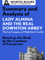 Summary and Analysis of Lady Almina and the Real Downton Abbey