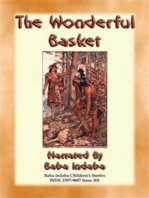 THE WONDERFUL BASKET - An American Indian Children's Story