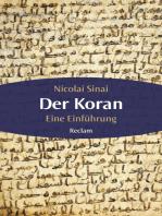 Der Koran. Eine Einführung