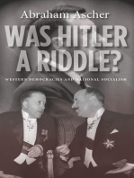 Was Hitler a Riddle?