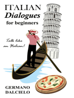 Italian Dialogues For Beginners (Italian Conversation)