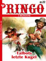 Ringo 3 Romane Nr. 22 – Western