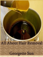 All About Hair Removal