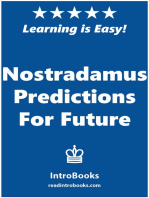 Nostradamus Predictions for Future