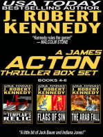 The James Acton Thrillers Series