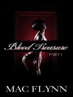 Blood Treasure #1 (New Adult Vampire Romance)