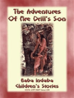 THE ADVENTURES OF FIRE DRILL'S SON - An American Indian Tlingit children's fable