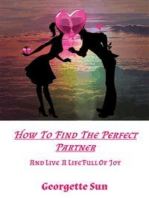 How To Find The Perfect Partner