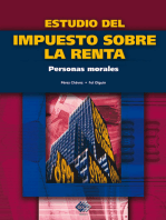 Estudio del Impuesto sobre la Renta. Personas morales 2017