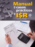 Manual de casos prácticos de ISR 2017